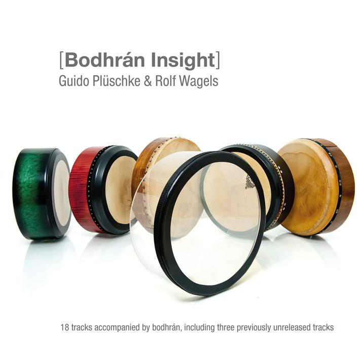 Cover Bodhrán Insight